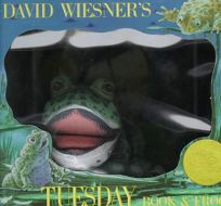 Tuesday [With Frog]
