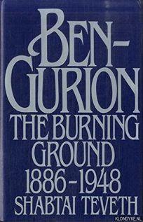 Ben-Gurion: The Burning Ground