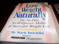 Lose Weight Naturally: The No-Diet