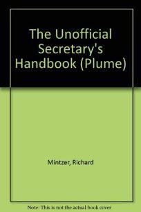 The Unofficial Secretarys Handbook