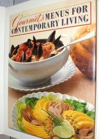 Gourmets Menus for Contemporary Living
