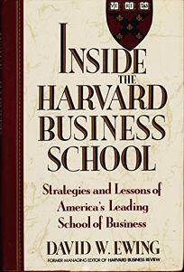Inside the Harvard Business School