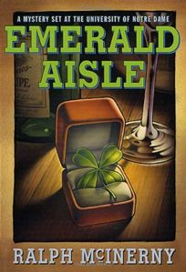 EMERALD AISLE: A Notre Dame Mystery