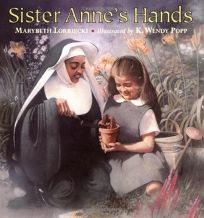 Sister Annes Hands