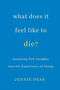 What Does It Feel Like to Die: Inspiring New Insights into the Experience of Dying