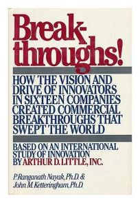 Breakthroughs!