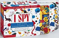 I Spy Little Learning Box