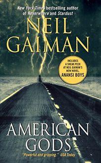 American Gods: Book Four of the Serpentwar Saga