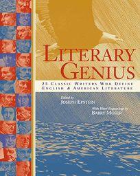 Literary Genius: 25 Classic Writers Who Define English & American Literature