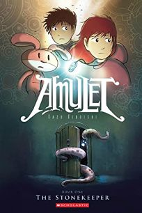 Amulet: The Stonekeeper