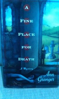 A Fine Place for Death: A Mitchell and Markby Village Whodunit