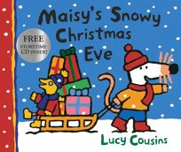 Maisys Snowy Christmas Eve [With CD Audio]