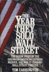 The Year They Sold Wall Street
