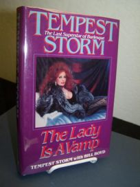Tempest Storm: The Lady is a Vamp