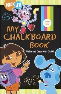 My Chalkboard Book: Write and Draw with Chalk!