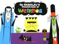 Ed Emberleys Drawing Book of Weirdos
