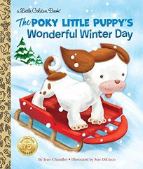The Poky Little Puppys Wonderful Winter Day