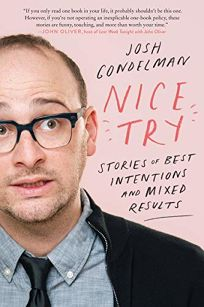 Nice Try: Stories of Best Intentions and Mixed Results