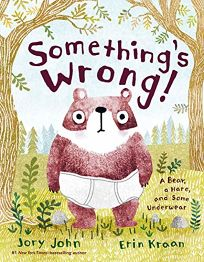 Something's Wrong! A Bear
