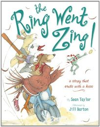 The Ring Went Zing! A Story That Ends with a Kiss