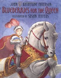 BLUEBERRIES FOR THE QUEEN