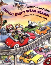 Chimps Dont Wear Glasses