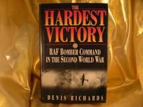 The Hardest Victory: RAF Bomber Command in the Second World Warr