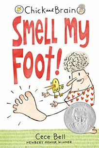 Smell My Foot! Chick and Brain #1