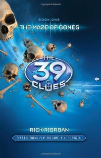 The 39 Clues: The Maze of Bones