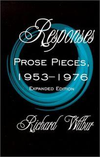 Responses: Prose Pieces
