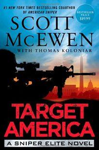Target America: A Sniper Elite Novel