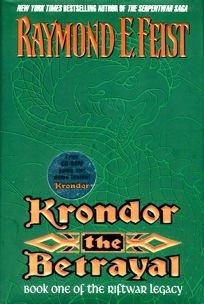 Krondor the Betrayal [With CD-ROM Game and Demo]