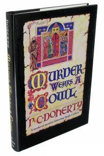 Murder Wears a Cowl: A Medieval Mystery Featuring Hugh Corbett