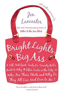 Image result for bright lights, big ass book