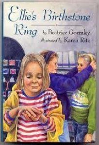 Ellies Birthstone Ring