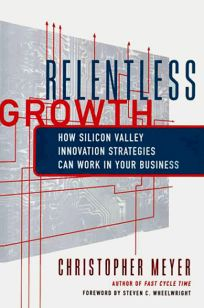 Relentless Growth: How Silicon Valley Innovation Strategies Can Work in Your Business