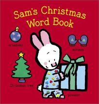 Sams Christmas Word Book