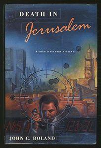 Death in Jerusalem: A Donald McCarry Mystery