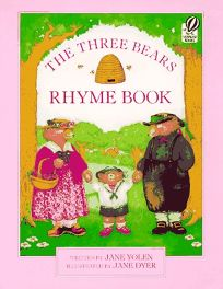 Three Bears Rhyme Book