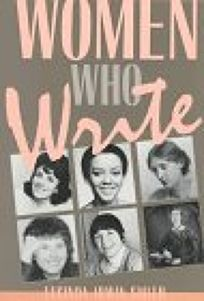 Women Who Write: From the Past and the Present to the Future