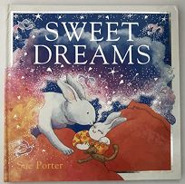 Sweet Dreams: A Lift-The-Flap Bedtime Story