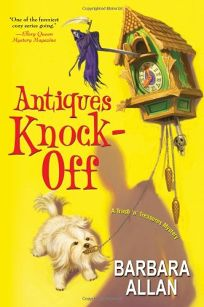 Antiques Knock-Off: A Trash n Treasures Mystery