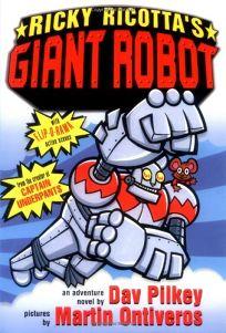Ricky Ricottas Giant Robot