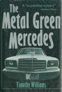 The Metal Green Mercedes