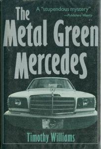 The Metal Green Mercedes