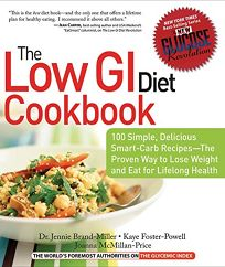 The Low GI Diet Cookbook: 100 Simple