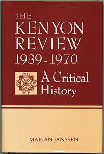 The Kenyon Review