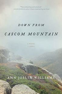 Down from Cascom Mountain