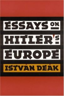 ESSAYS ON HITLERS EUROPE
