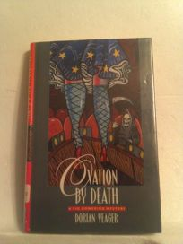Ovation by Death: A Vic Bowering Mystery